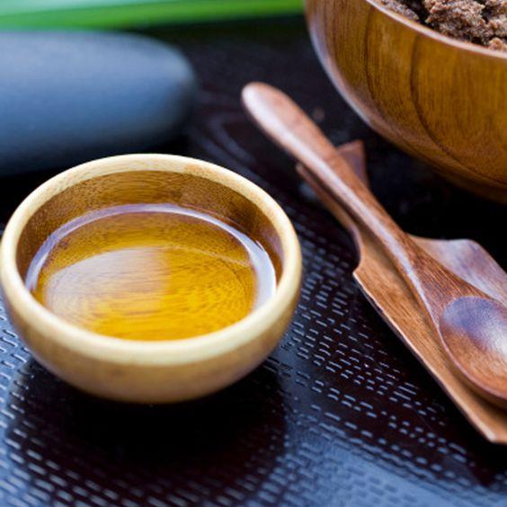 huile pour cheveux et peau moringa santé