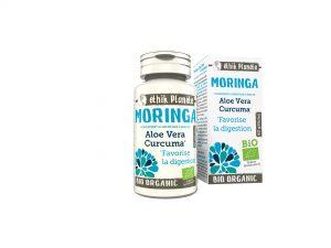 Bienfaits du moringa pour la digestion