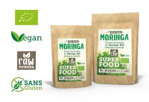 Moringa bio éthik planète en poudre