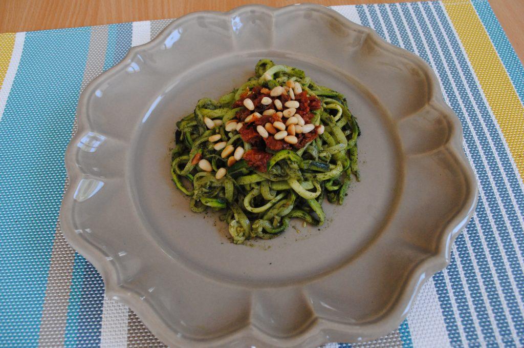 Spaghettis de courgette Moringa'