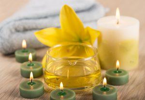 L'huile de bain, relaxation et hydratation