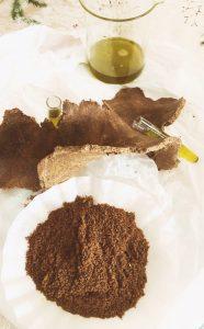 extraction huile de moringa